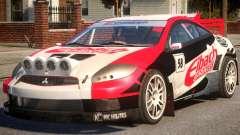 Mitsubishi Rallycross DiRT2 PJ4