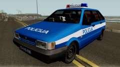 Zastava Yugo Florida 1.3 Policija для GTA San Andreas