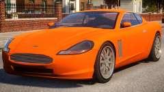 Aston Martin для GTA 4