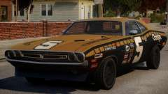 Dodge Challenger 1971 PJ2 для GTA 4