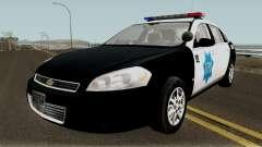 Chevrolet Impala 2007 SFPD