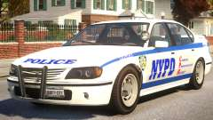 Police Patrol New York для GTA 4