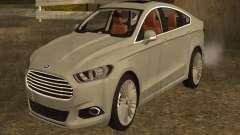 Ford Fusion Cromilson 2015 для GTA San Andreas