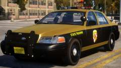 Maryland Crown Victoria для GTA 4