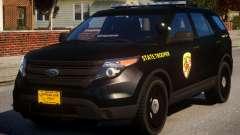Maryland Ford FPIU для GTA 4