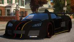 2012 Gumpert Apollo Enraged для GTA 4