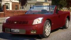 2004 Cadillac XLR для GTA 4