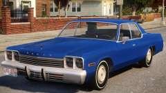 1974 Dodge Monaco V1.2 для GTA 4