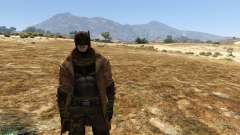 BvS Knightmare Batman 1.0 для GTA 5