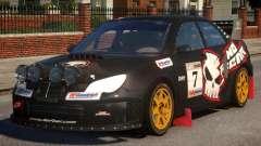 Subaru Impreza WRX Streets для GTA 4