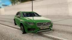 Volvo XC90 Green для GTA San Andreas