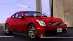 Nissan Skyline 350 GT Nismo для GTA San Andreas