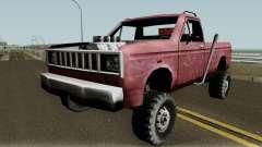 Bobcat Mad Max для GTA San Andreas