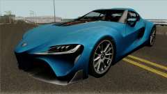 Toyota FT-1 для GTA San Andreas