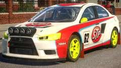 Mitsubishi Lancer EVOX DiRT2 для GTA 4