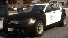 Cheval Fugitive Actuator PPV LSPD для GTA 4
