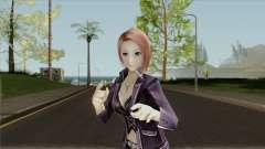Gods Eater 2: Rage Burst - Satsuki Takamine для GTA San Andreas