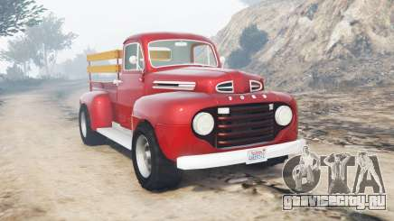 Ford F-1 1949 v1.2 [replace] для GTA 5