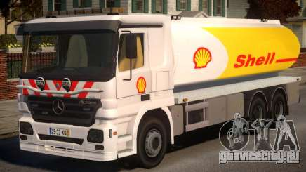 Shell Mercedes-Benz для GTA 4