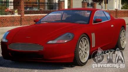 Super GT Jaguar для GTA 4