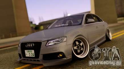 Audi S4 326 для GTA San Andreas