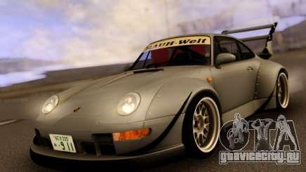 Porsche 933 RWB RAUH-Welt для GTA San Andreas
