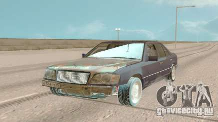Mercedes-Benz E500 W124 1994 Damaged для GTA San Andreas