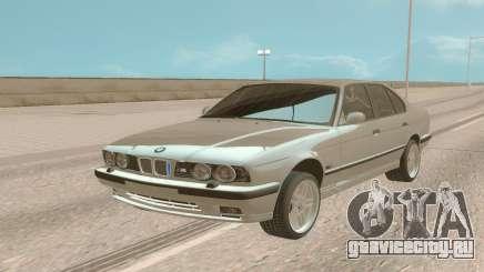 BMW M5 E34 Stock Sedan для GTA San Andreas