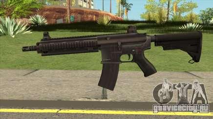 HK416 Black для GTA San Andreas