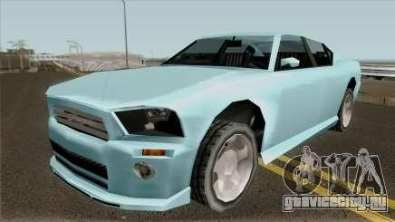 Buffalo GTA V (SA Style) для GTA San Andreas