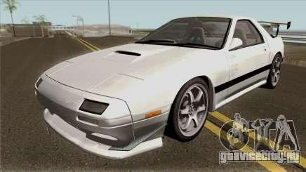 Mazda RX-7 FC3s Touge Edition v.2 для GTA San Andreas