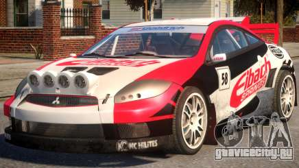 Mitsubishi Rallycross DiRT2 PJ4 для GTA 4