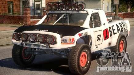 Dodge Trophy Truck DiRT2 PJ6 для GTA 4