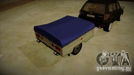 Прицеп к Subaru Forester 2012 для GTA San Andreas
