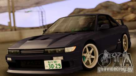 Nissan Silvia S13 Lilac для GTA San Andreas