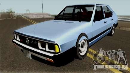 Volkswagen Passat Pointer LSE Iraque 1984 для GTA San Andreas