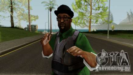 Big Smoke with Gunshots для GTA San Andreas