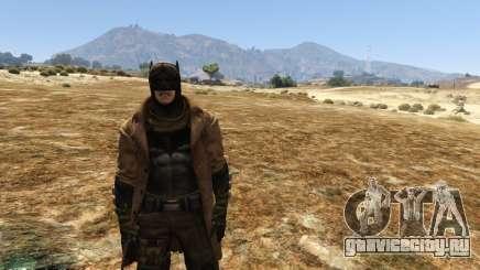 BvS Knightmare Batman 1.0 для GTA 5