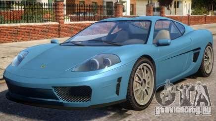Ferrari F430 Coupe для GTA 4