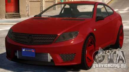 Benefactor Schwartzer для GTA 4