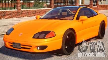 1996 Dodge Stealth Turbo для GTA 4