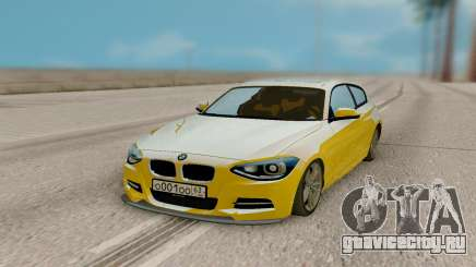 BMW M135i Hatchback для GTA San Andreas