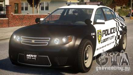Cheval Fugitive 785 для GTA 4