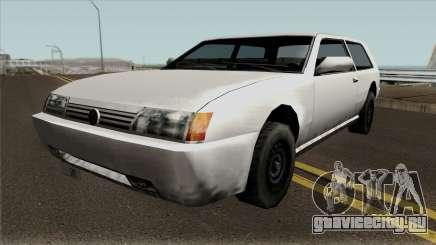 Volkswagen Gol 0.1 - Flash Edit (SA Style) для GTA San Andreas