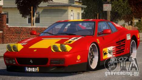 ViP Ferrari 512 TR PJ3 для GTA 4