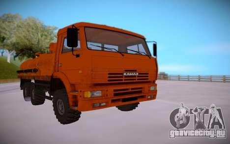 КамАЗ 6522 для GTA San Andreas