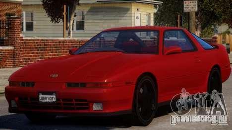 1992 Toyota Supra 3.0 Turbo для GTA 4