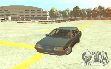 ВАЗ-21099 Короткокрылый седан для GTA 4