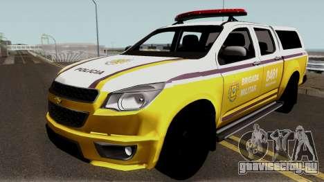 Chevrolet S-10 Brigada Militar для GTA San Andreas