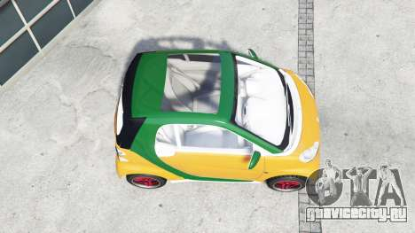 Smart ForTwo 2012 v2.0 [replace]